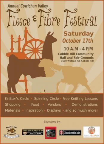 Cowichan Fleece and Fibre Festival