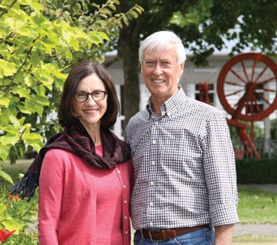 The Richard and Elizabeth Ashford Textile Award