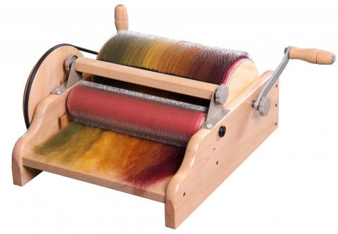 Wide Drum Carder - 72pt