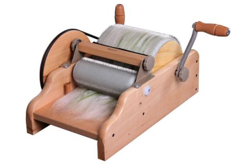 Super Fine Drum Carder - 120pt