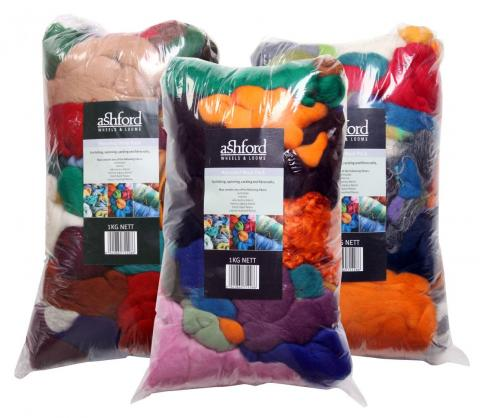 Assorted Wool Pack