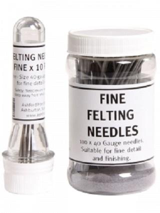 Fine Felting Needles