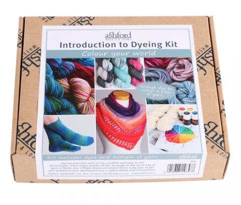Introduction to Dyeing Kit
