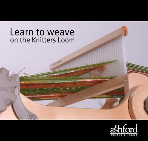 Learn to Weave on Knitters Loom