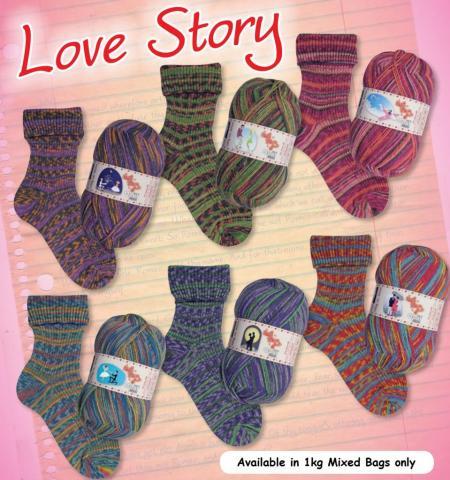 Opal Sock Yarn