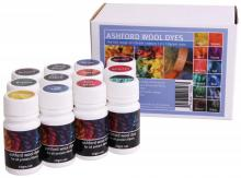 Ashford Wool Dye Collection