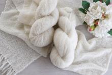 Ashford Merino Bouclé Yarn