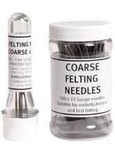 Coarse Felting Needles