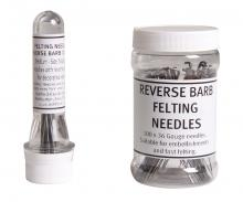 Ashford Reverse Barb Felting Needles
