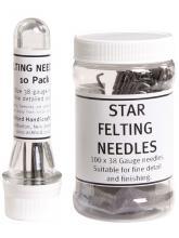 Star Felting Needles