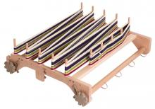 Rigid Heddle Indirect Warping Pegs