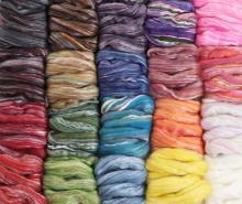 Silk/Merino Blend